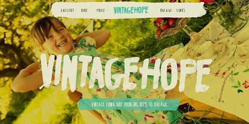Перейти на Vintage Hope