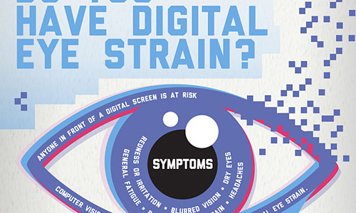Перейти на Digital Eye Strain