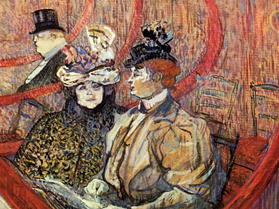 Перейти на The Grand Tier, 1897