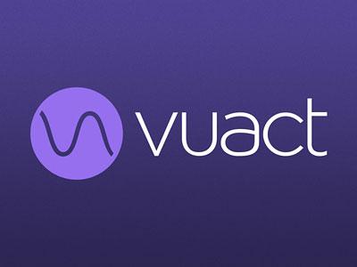 Vuact Logo