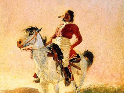 Перейти на Modern Comanche, 1890