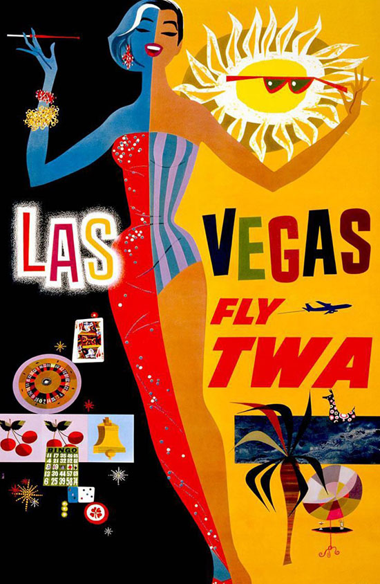 Las Vegas Fly Twa