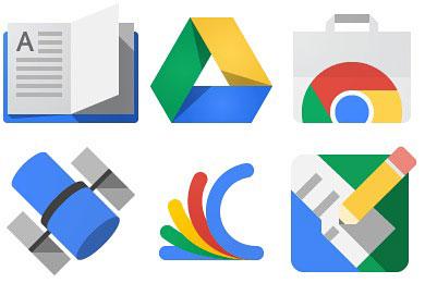 Скачать Google Jfk Icons By Carlosjj