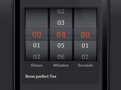 Reminder+ Detail Timepicker