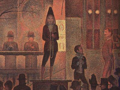 Перейти на Цирковой парад