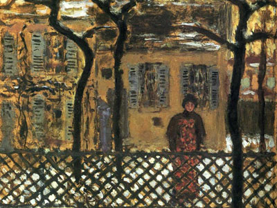 Перейти на At The Fence, 1895