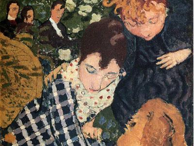 Перейти на Woman With Dog, 1891