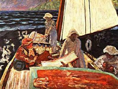 Перейти на Sea Landscape, 1900