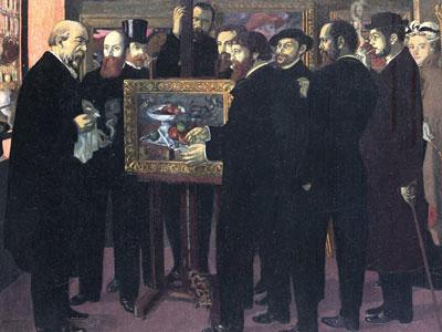 Перейти на Homage To Cezanne