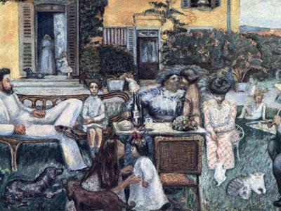 Перейти на The Bourgeois Afternoon, 1900