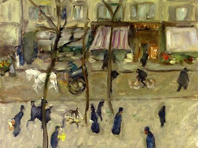 Перейти на Boulevard Des Batignolles