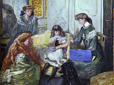 Перейти на Natanson Girls, 1910