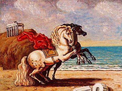 Перейти на Лошадь и храм