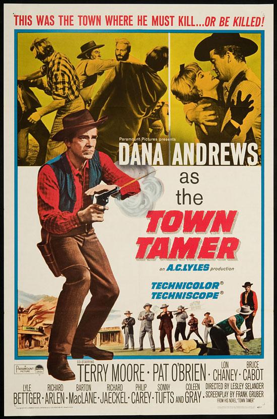 Town Tamer Vintage Western