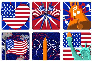 Перейти на Independence Day Icons
