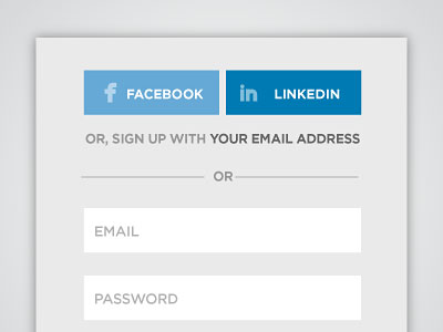 Simple Login For