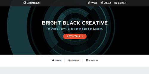Перейти на Bright Black Creative