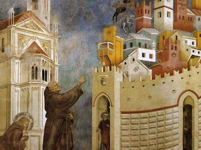 Перейти на Exorcism of the Demons at Arezzo