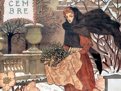 Перейти на La Belle Jardiniere – December