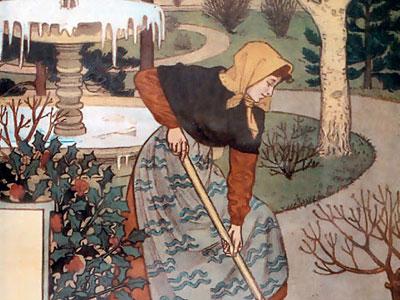 Перейти на La Belle Jardiniere – January