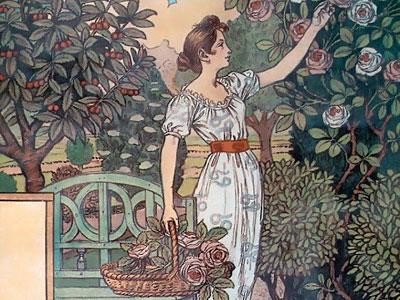 Перейти на La Belle Jardiniere – June