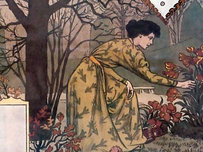 Перейти на La Belle Jardiniere – November