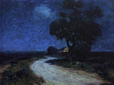 Перейти на Moonlight In South Texas, 1912