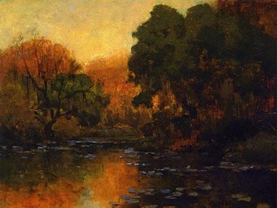 Перейти на San Antonio River, 1920