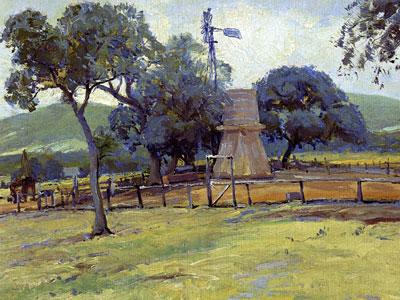 Перейти на Windmill On Williams Ranch