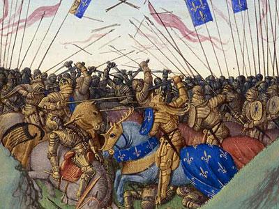 Перейти на Battle Of Fontenoy En Puisaye