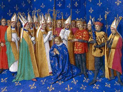 Перейти на Coronation Of Philippe Auguste