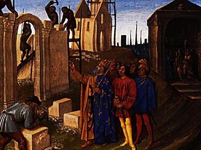 Перейти на Charlemagne Builder