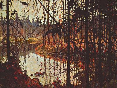 Перейти на Northern River, 1915