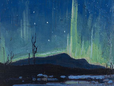 Перейти на Northern Lights, 1917