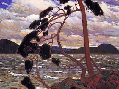 Перейти на The West Wind, 1917