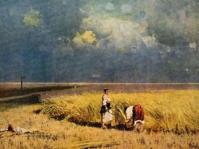 Перейти на Harvest, 1882