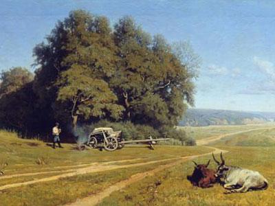 Перейти на Landscape, 1882