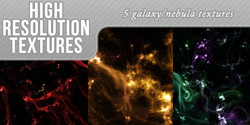 Перейти на 5 Galaxy Nebula Textures