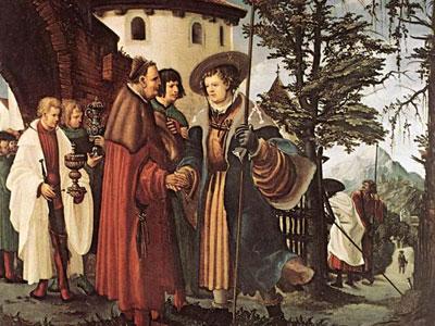 Перейти на Отправление святого Флориана