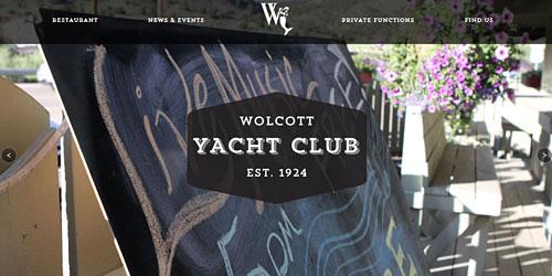 Перейти на Wolcott Yacht Club