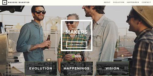 Перейти на Makers Quarter