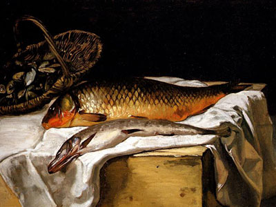 Перейти на Still Life with Fish