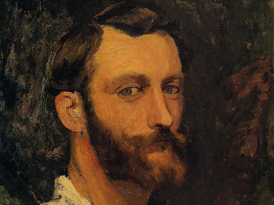 Перейти на Self-Portrait