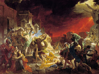 Перейти на Последний день Помпеи