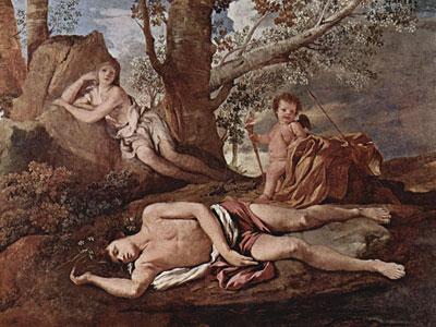 Перейти на Эхо и Нарцисс