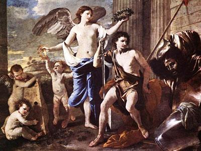 Перейти на Триумф Давида