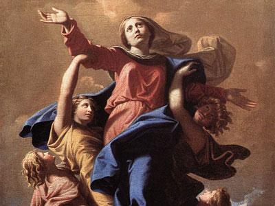 Перейти на Вознесение Девы Марии