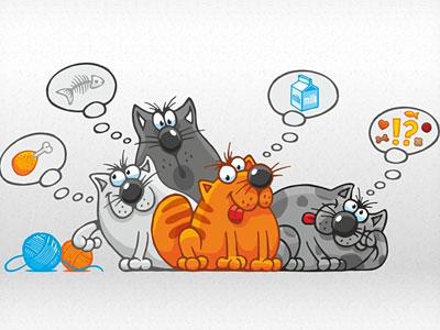 Перейти на Коты И Их Мысли