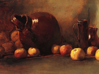 Перейти на Still Life Jug with Fruit