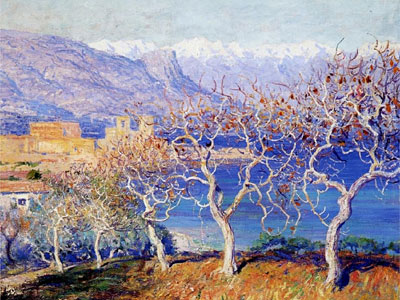 Перейти на Fig Trees, Antibes